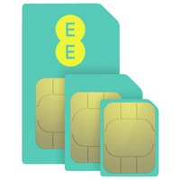EE 4G 6GB Pay As You Go Mobile Broadband Sim Card.