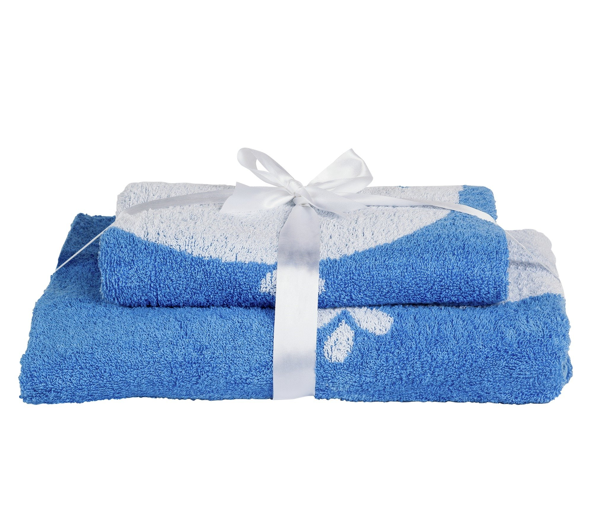 Argos Home Wally the Whale 2 Piece Towel Bale