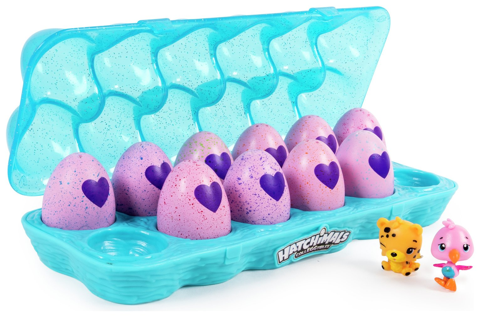 Image of Hatchimals CollEGGtibles Egg Carton - 12 Pack
