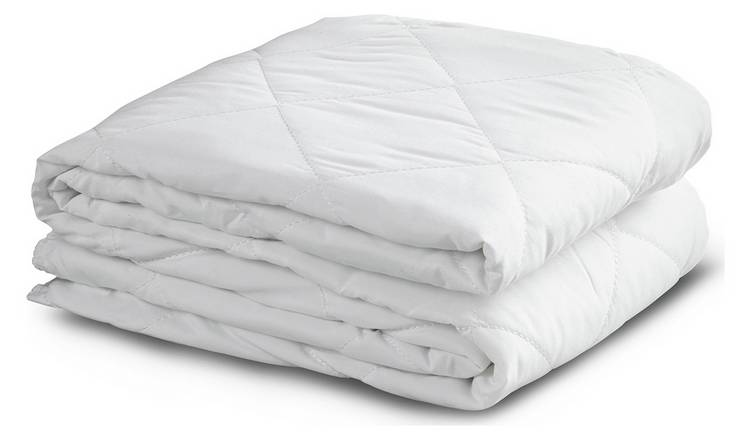 Argos Home Supersoft Mattress Protector - Single