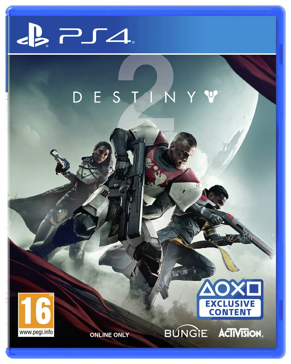 Image of Destiny 2 PS4 Game