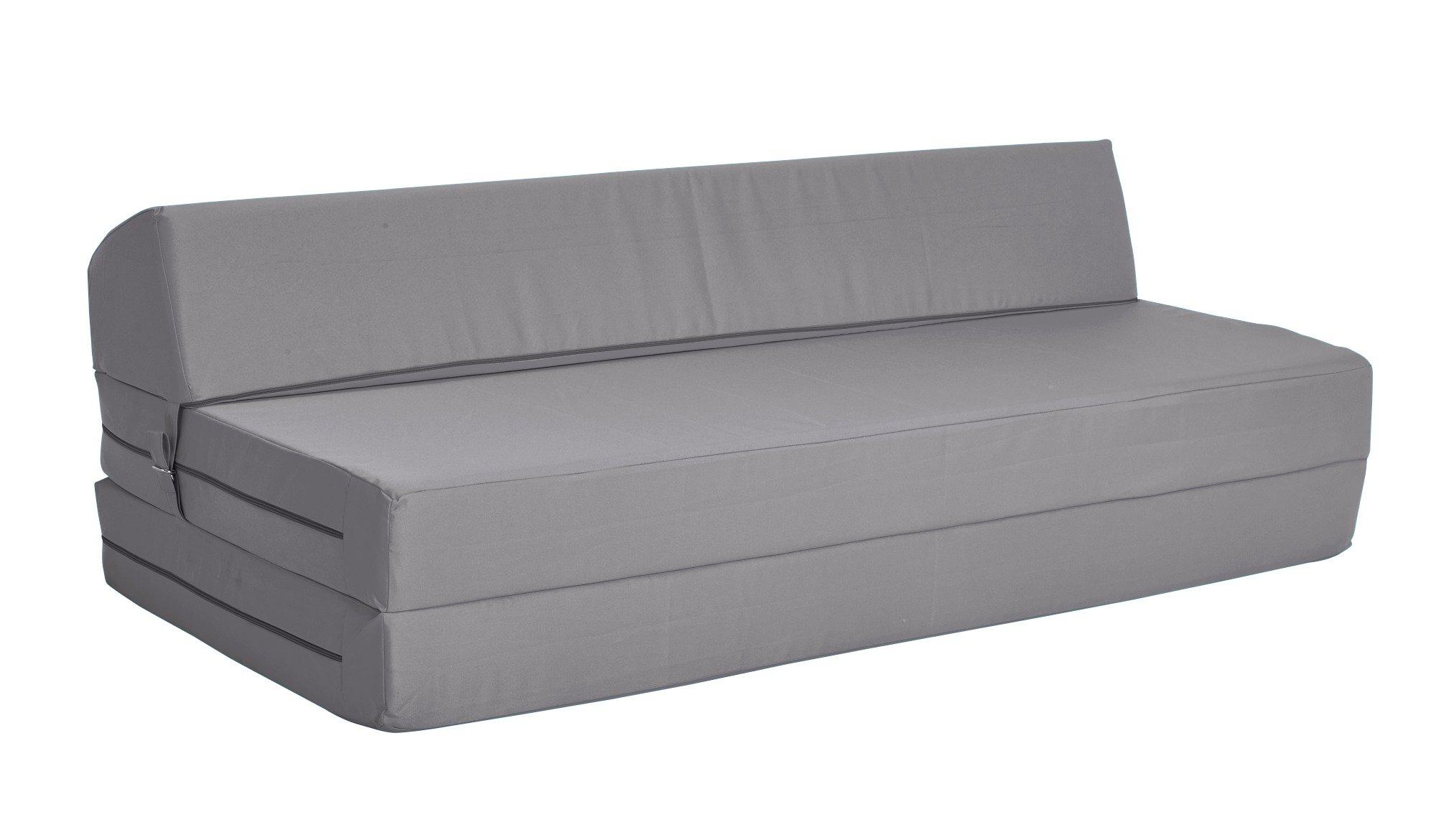 Argos Home Double Chairbed - Flint Grey