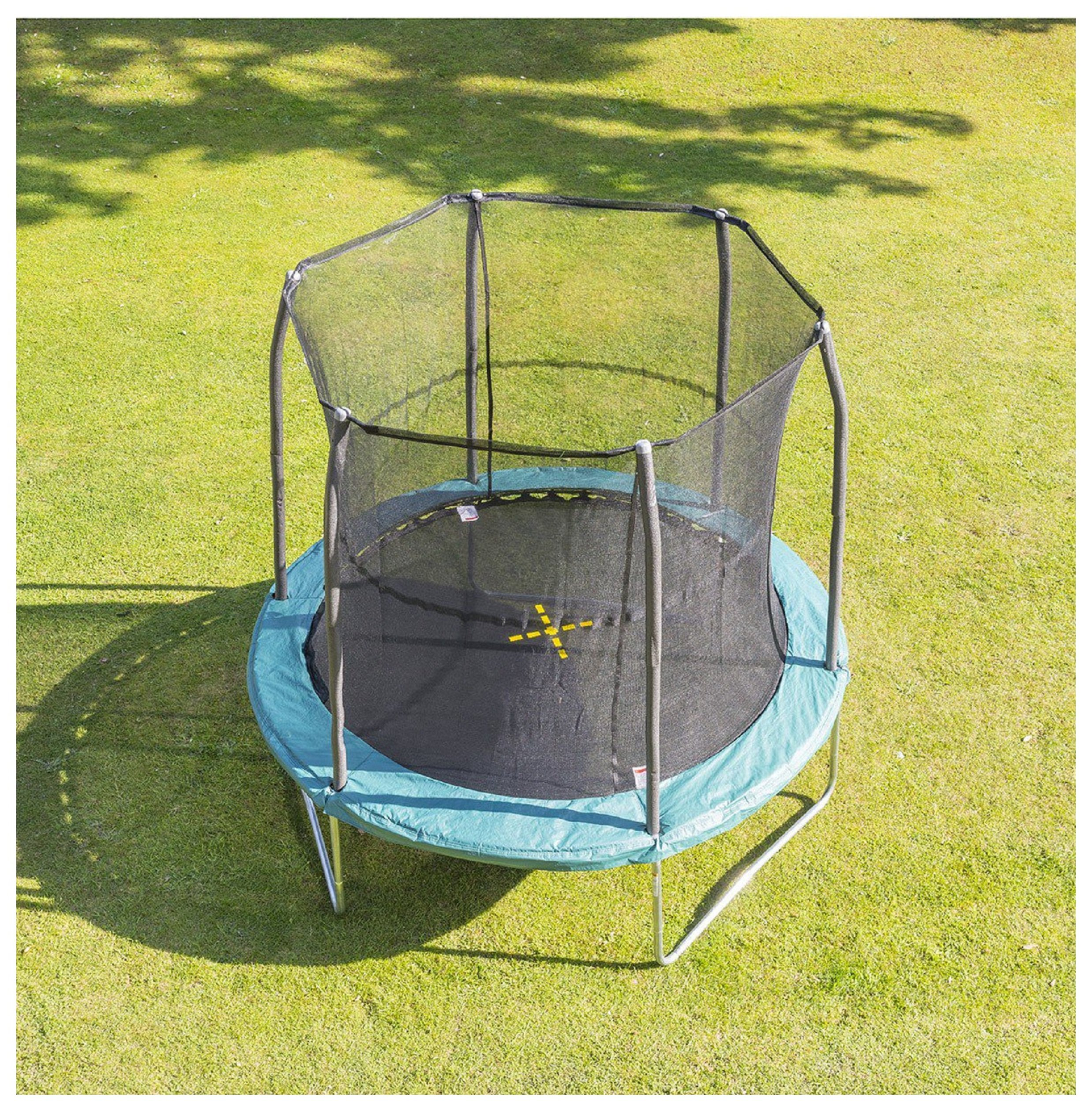 Jumpking Bazoongi 6ft Trampoline And Enclosure