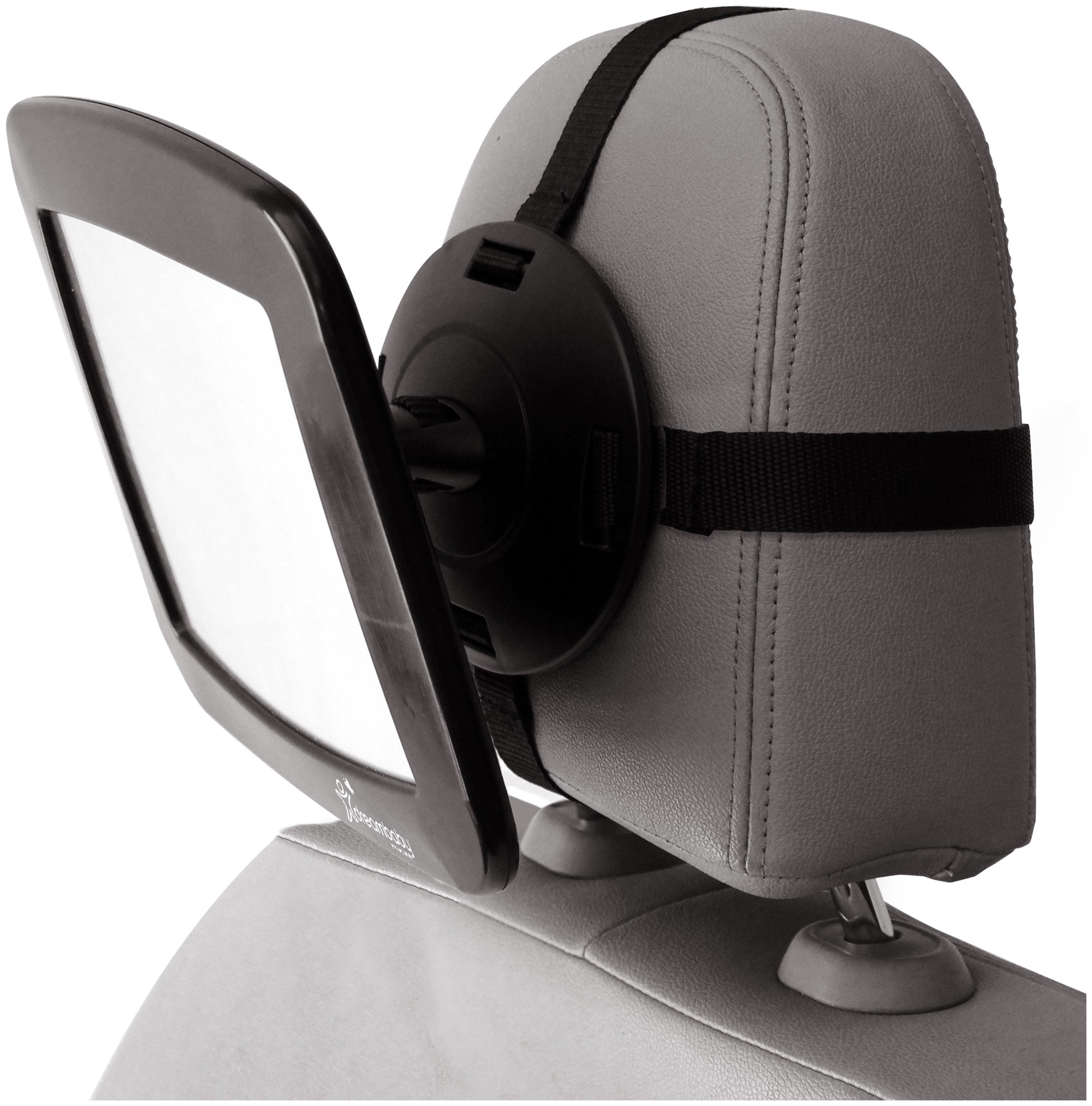 Image of Dreambaby Adjustable Backseat Car Mirror