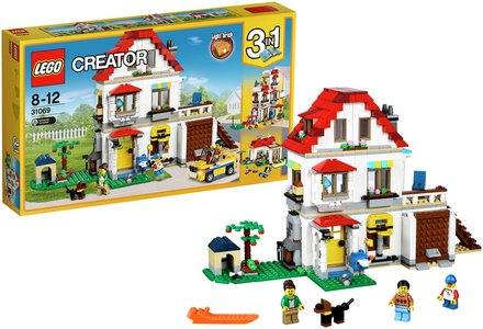 LEGO Creator Modular Family Villa - 31069.