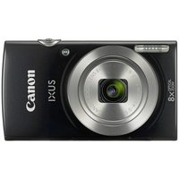 Canon IXUS 185 20MP 8x Zoom Compact Digital Camera Bundle