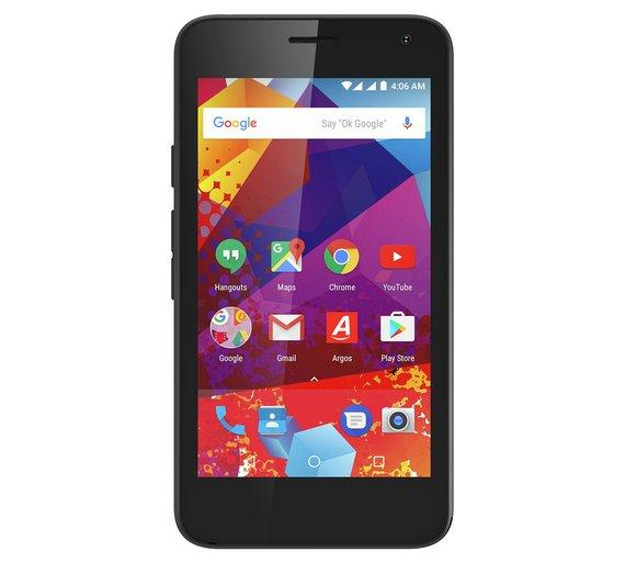 SIM Free Alba 4 Mobile Phone