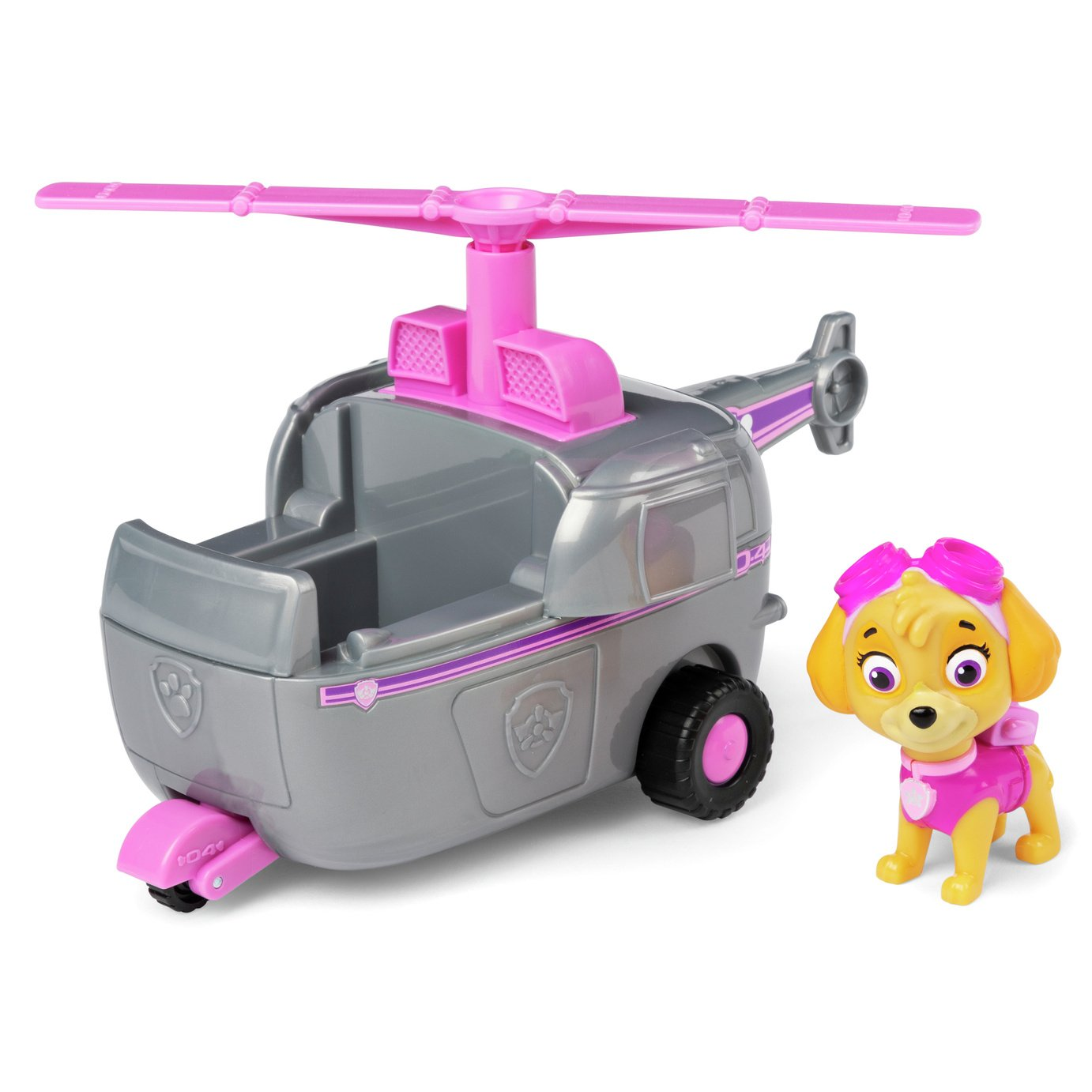 PAW Patrol Skye's Flyin' Vehicles.