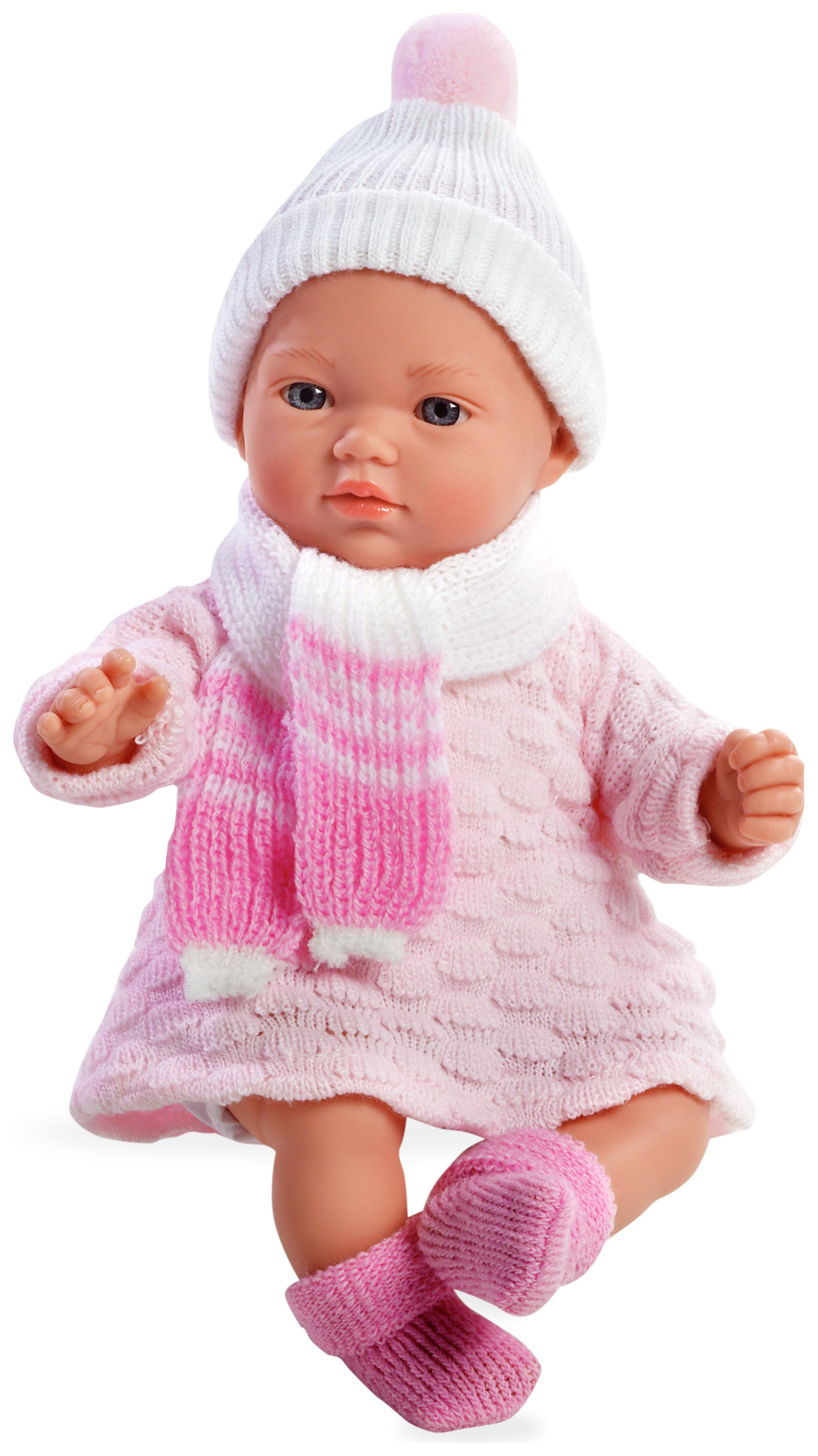 Image of Arias Elegance Andrea Rosa Doll.