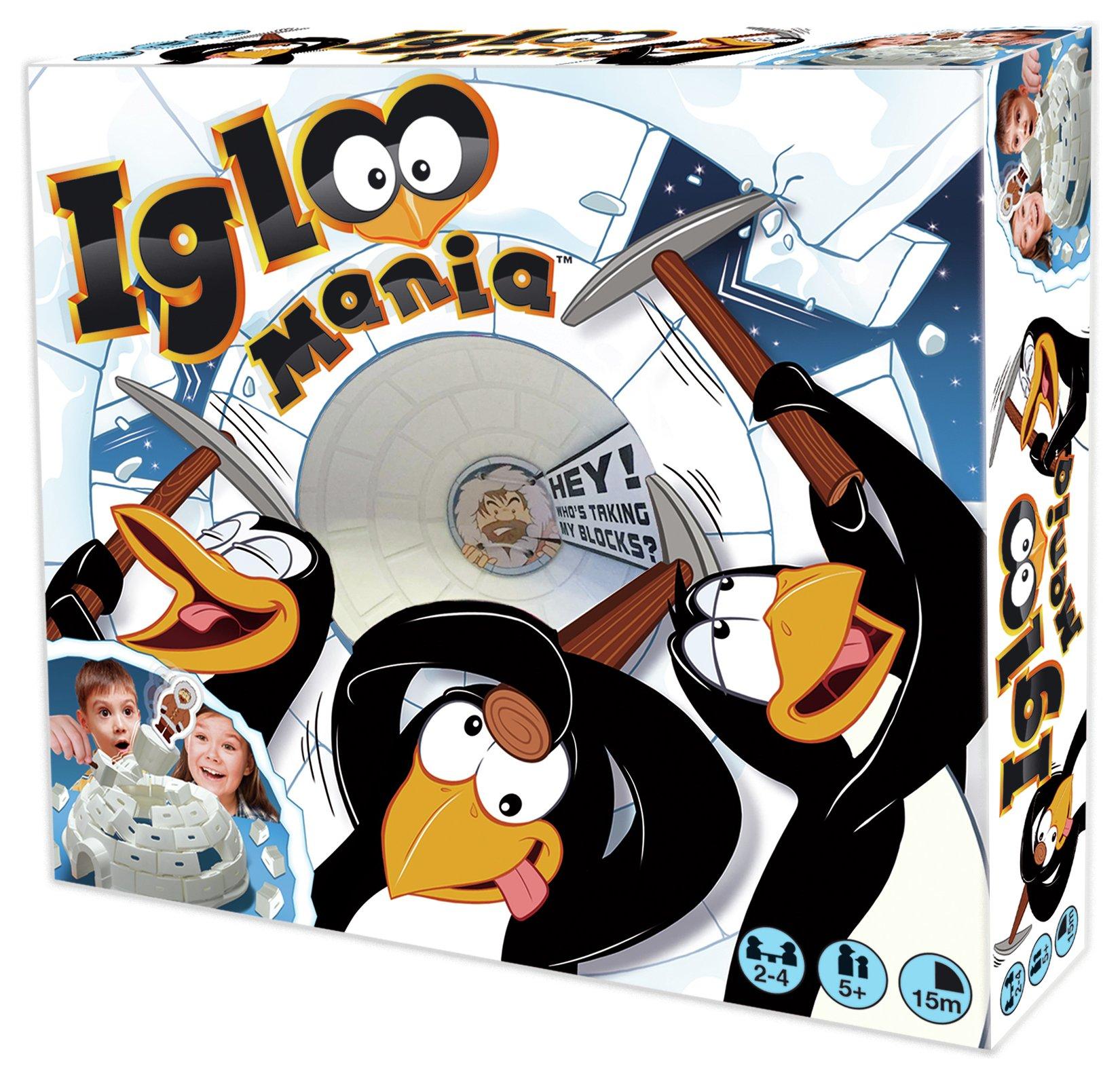Image of Brainstorm Igloo Mania Game.