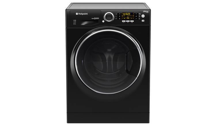 a59558de11f8 Buy Hotpoint RD966JKD 9KG / 6KG 1600 Spin Washer Dryer - Black ...