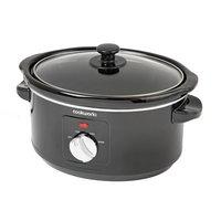 Cookworks 3.5L Slow Cooker - Black