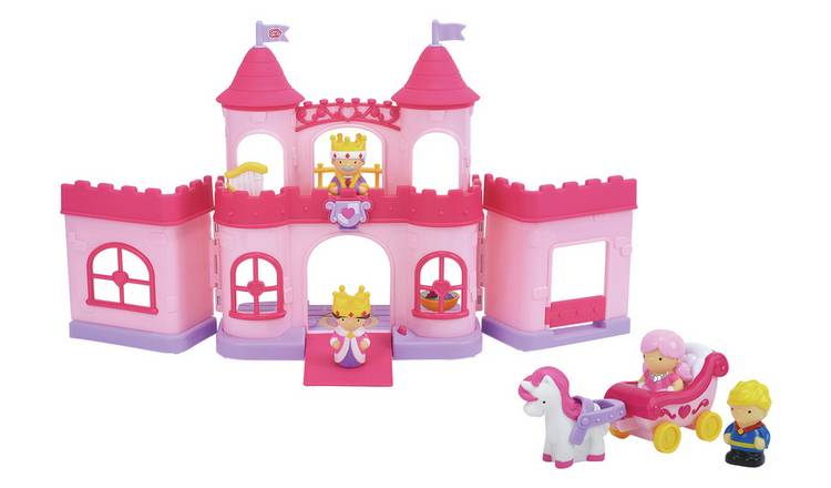 Chad Valley Tots Town Princess Castle Playset