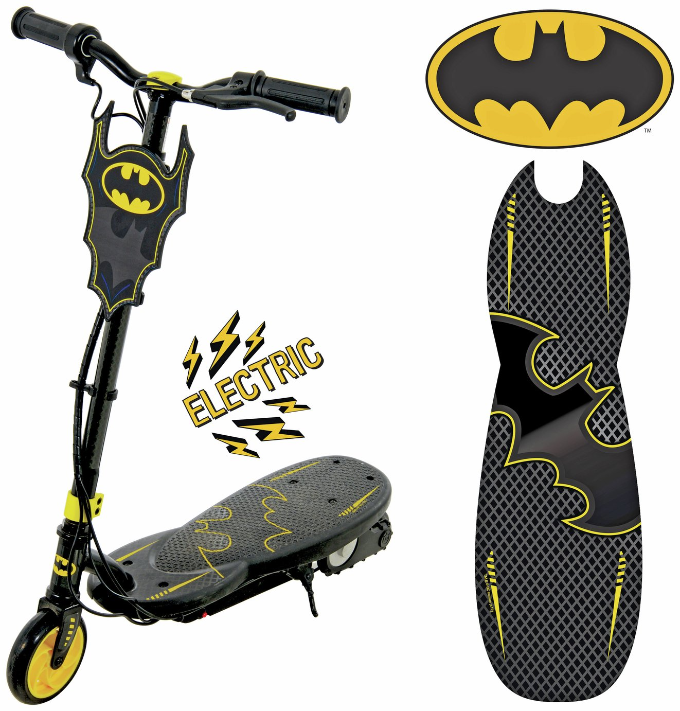 Image of Batman 24V Electric Scooter