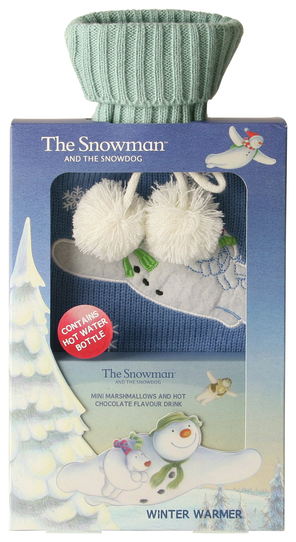 Snowman Winter Warmer Gift Set.