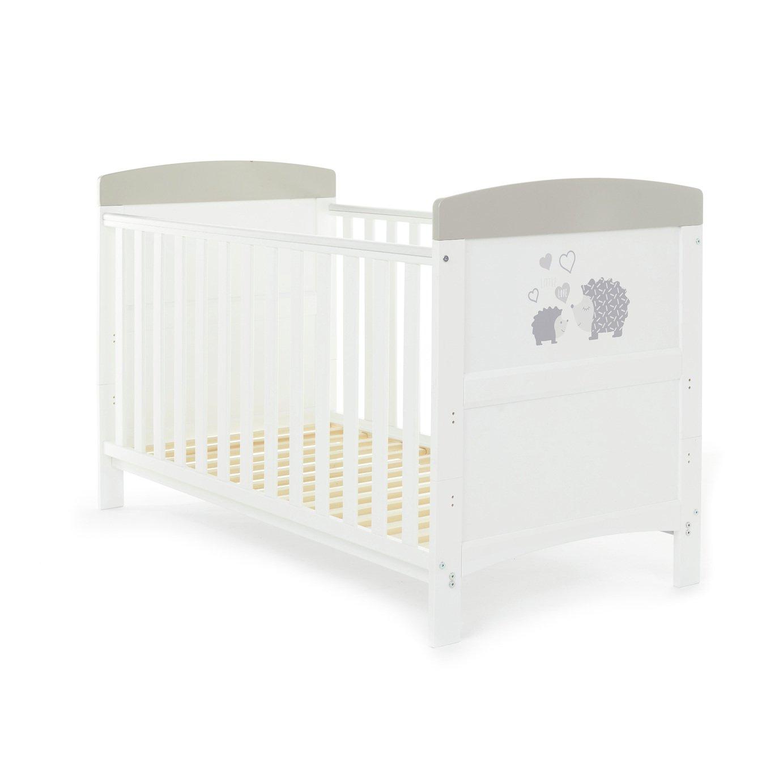 Obaby Hedgehog Cot Bed - Grey (Argos Exclusive)