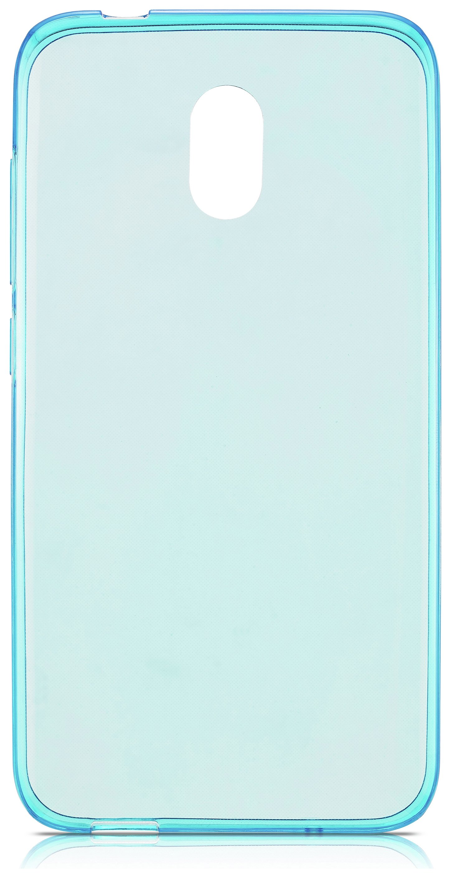 Image of Alcatel - U5 3G Gel - Mobile Phone - Case - Blue