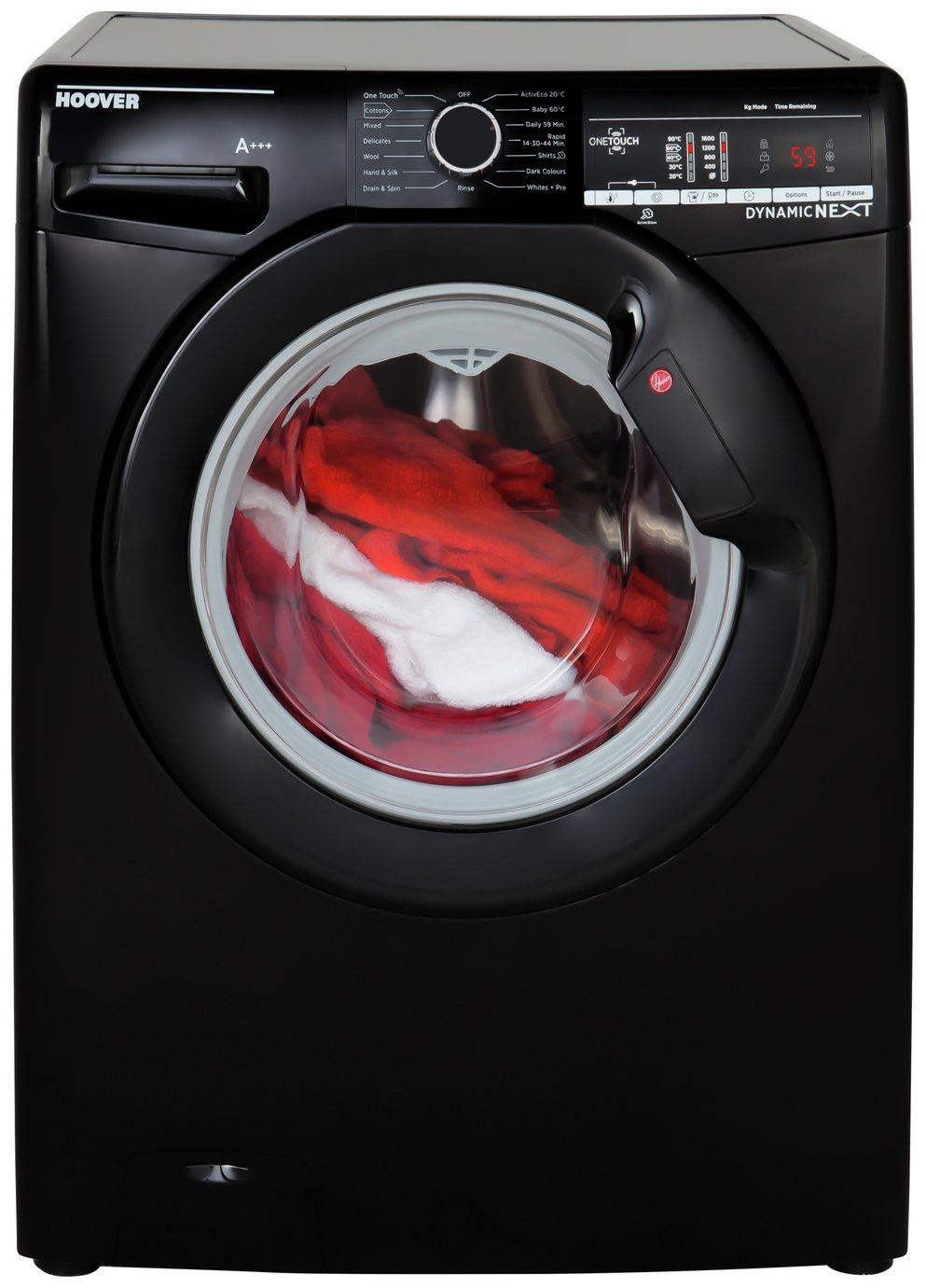 Image of Hoover DXOA 68LW3 8KG 1600 Spin Washing Machine - White