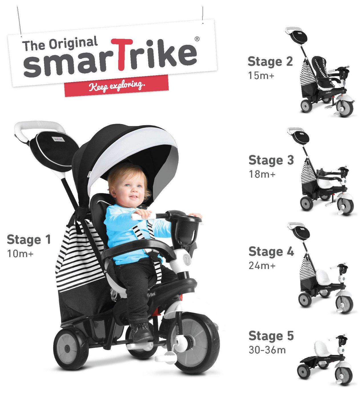 SmarTrike DLX 5 In 1 Trike