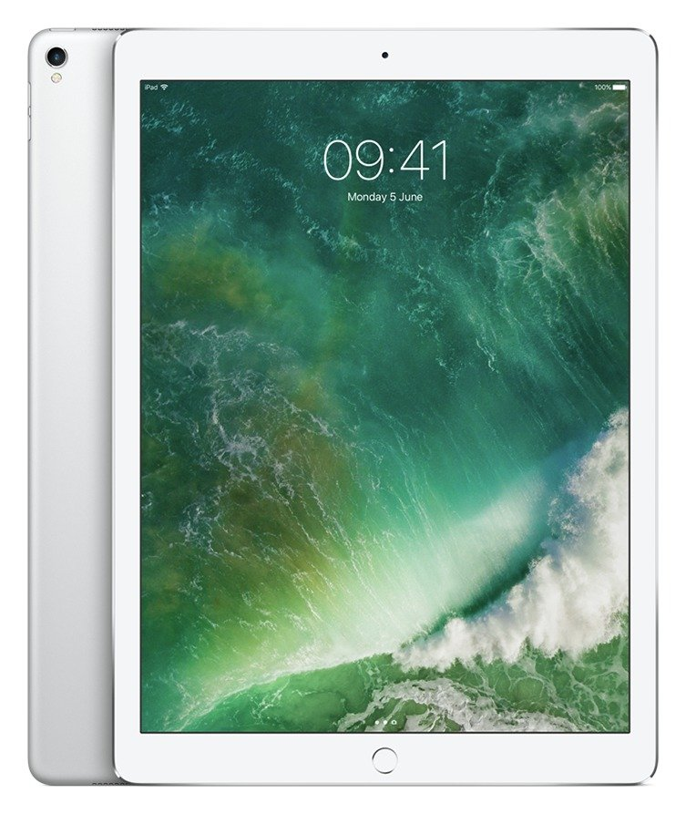 Apple iPad Pro 12.9 Inch Wi-Fi Cellular 64GB - Silver cheapest retail price