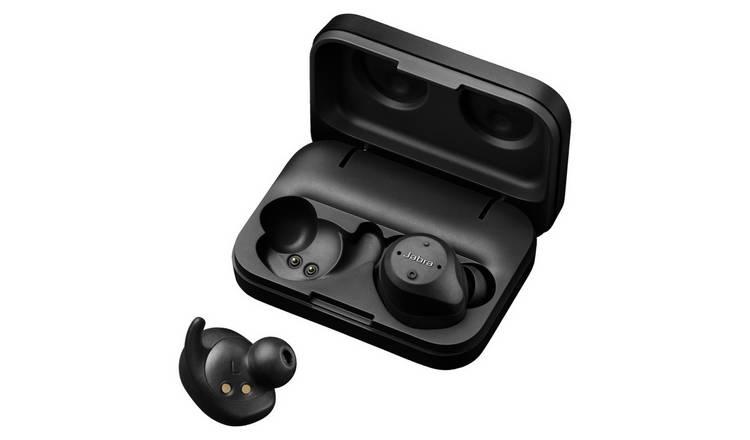 Buy Jabra Elite 2 Sport True Wireless In-Ear Headphones - Black |  Headphones and earphones | Argos