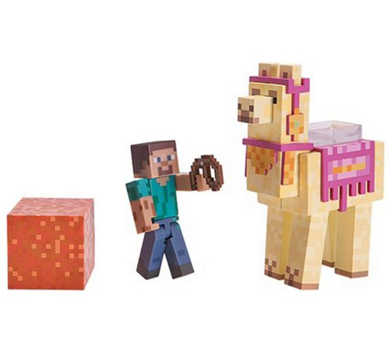 how to get a pet llama in minecraft