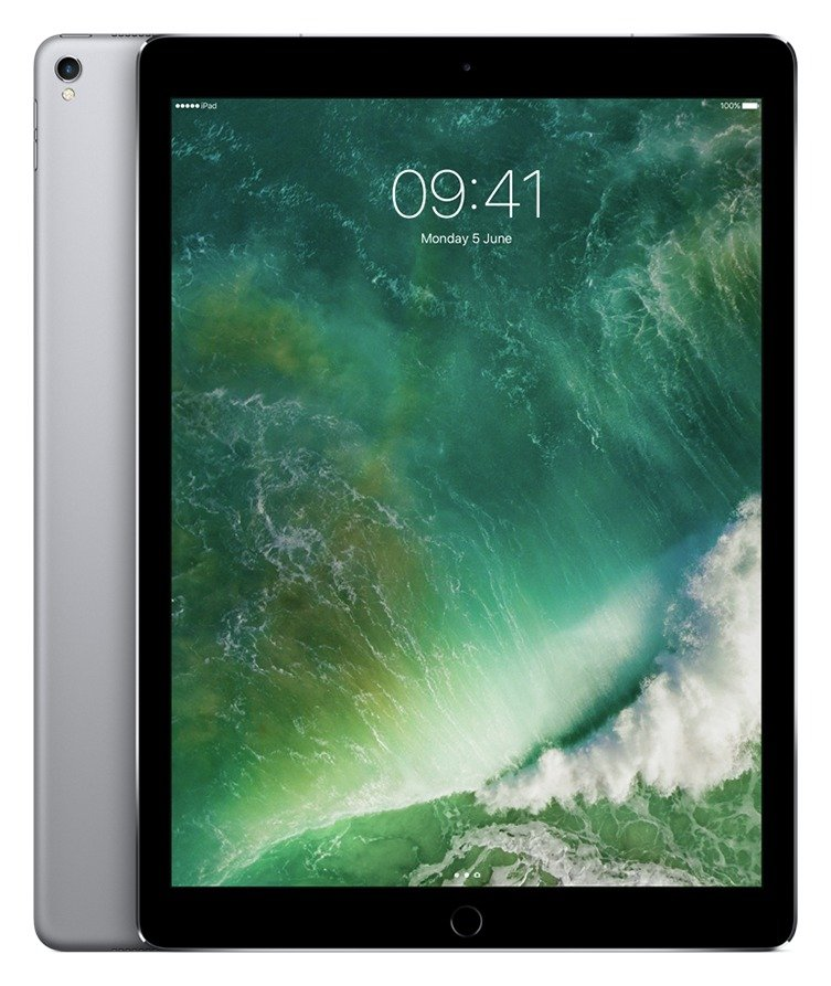 Apple iPad Pro 12.9 Inch Wi-Fi Cellular 64GB - Space Grey cheapest retail price