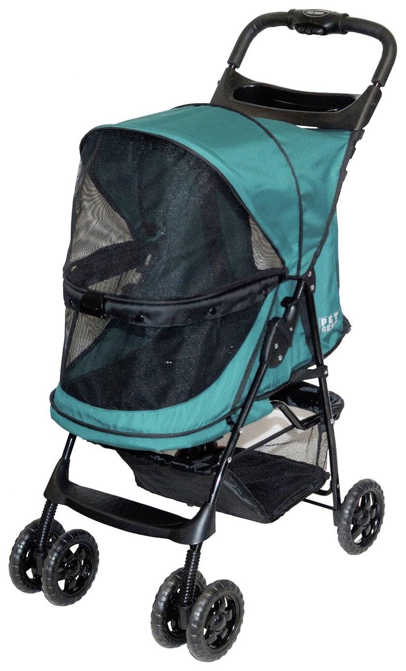 Rosewood No-Zip Pet Stroller