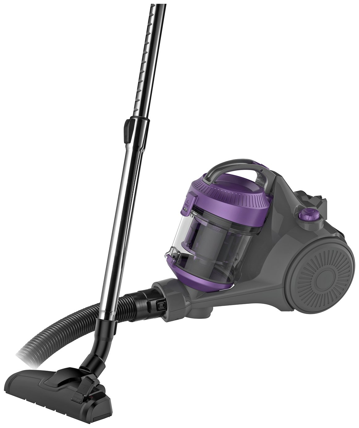 Bush VCS35B15KD Bagless Cylinder Vacuum Cleaner