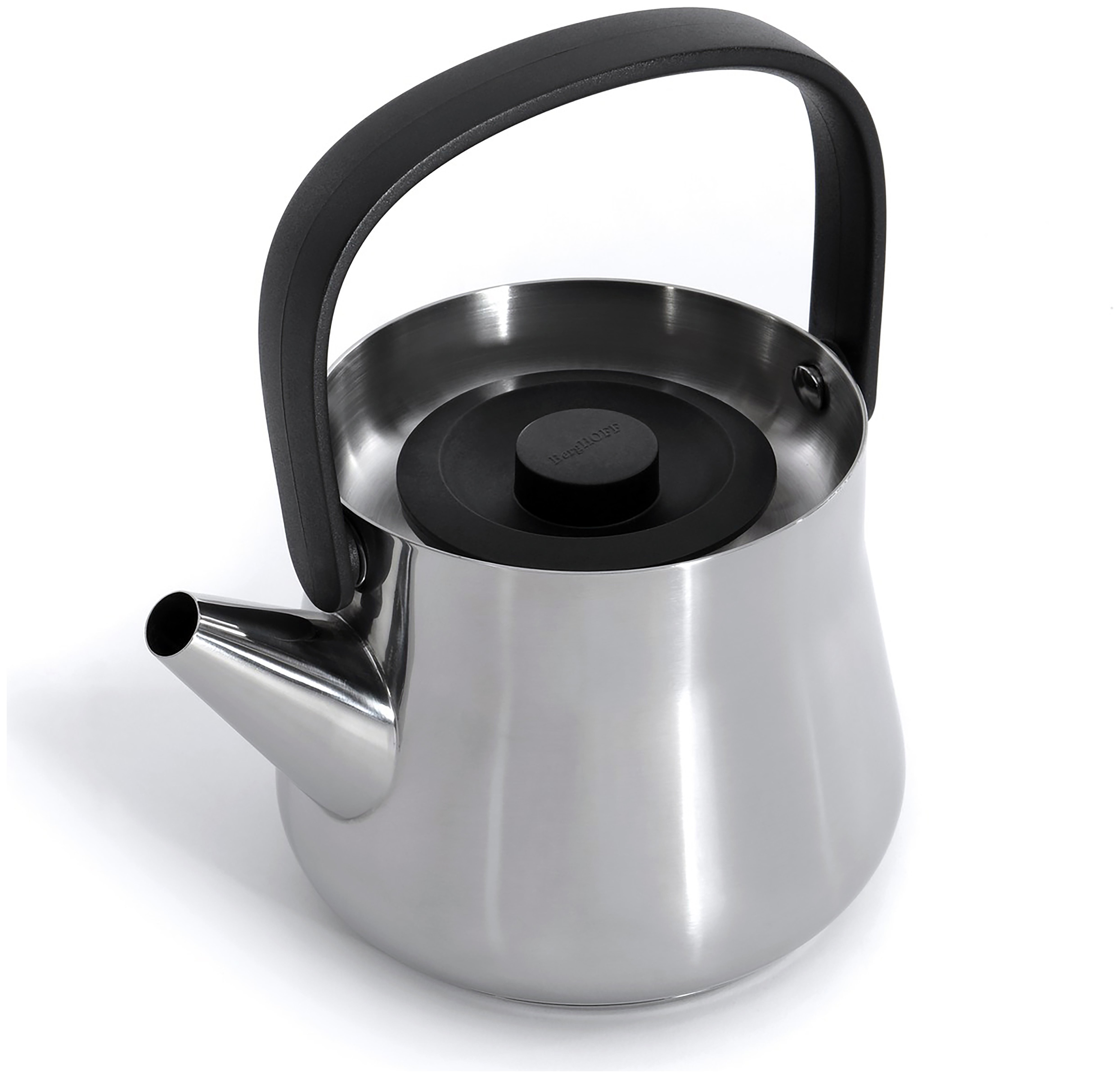 BergHOFF Ron Stainless Steel Teapot with Strainer