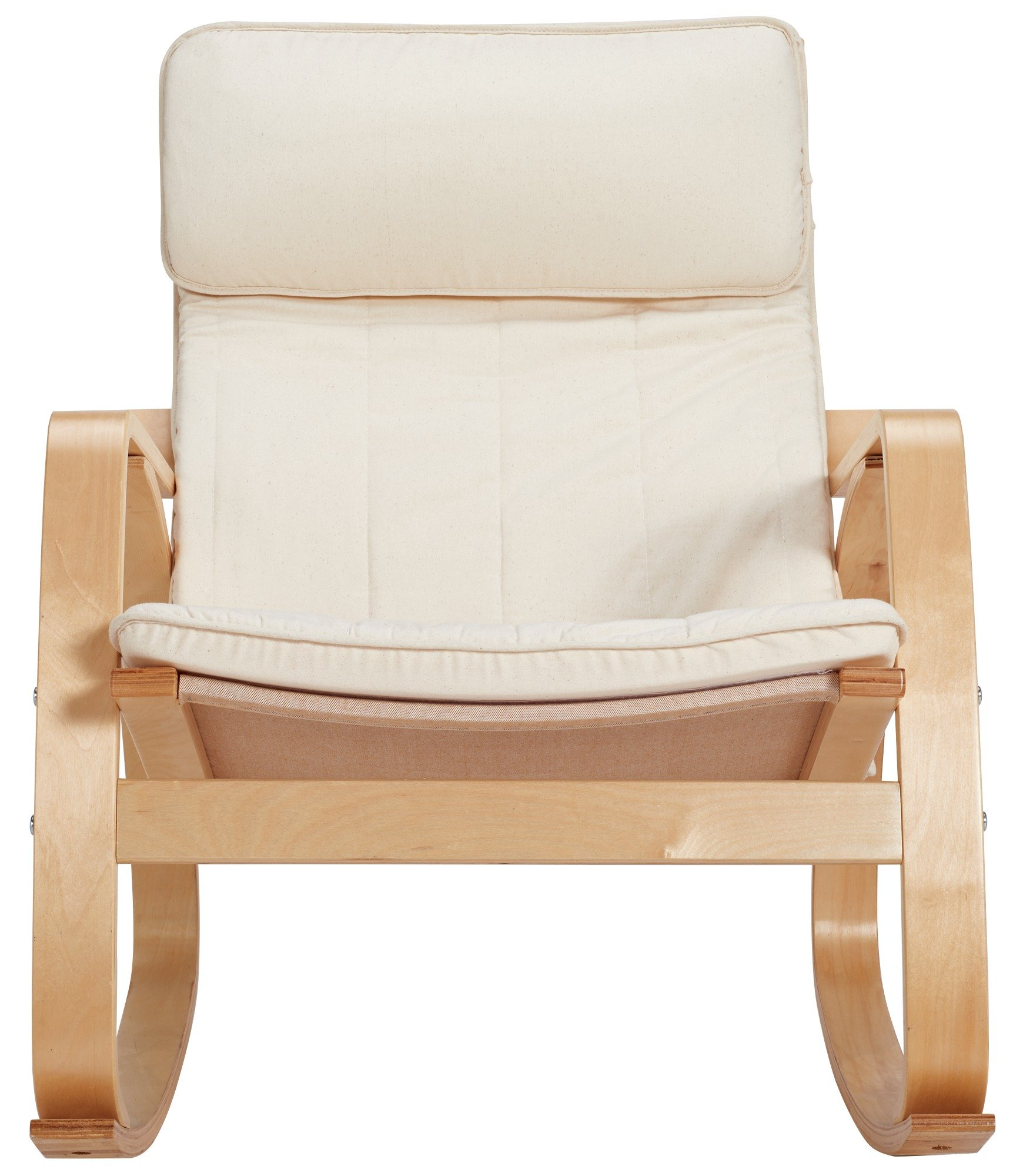 Home Rocking Chair Natural