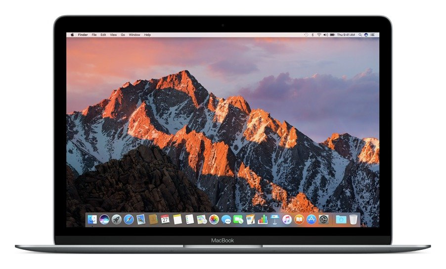 Apple Apple MacBook 2017 MNYF2 12 Inch M3 8GB 256GB Space Grey