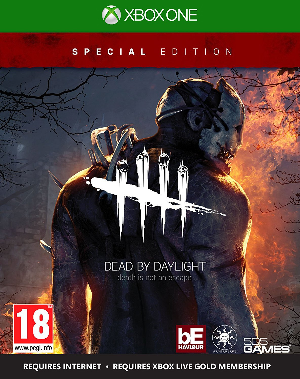 Image of Dead By Daylight Xbox One Game