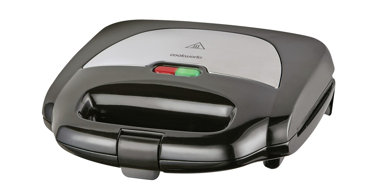 sandwich toasters page 1 argos price tracker. Black Bedroom Furniture Sets. Home Design Ideas