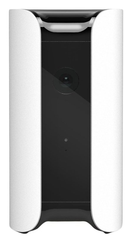 Image of Canary All-in-One Home Security System - White.