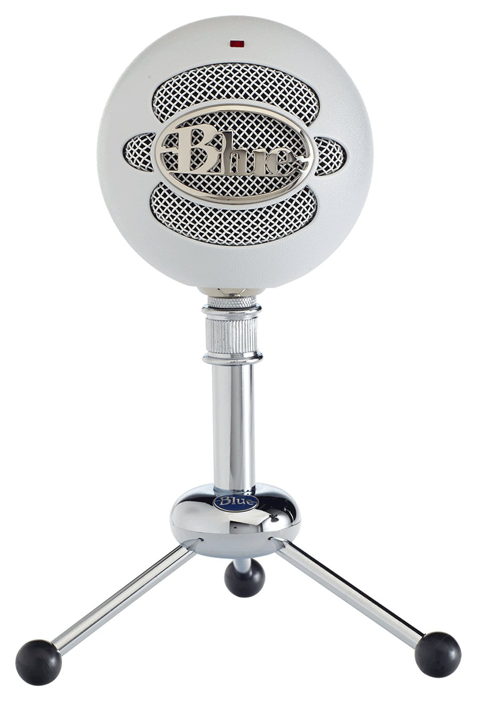 Compare prices for Blue Microphones Snowball USB Mike White