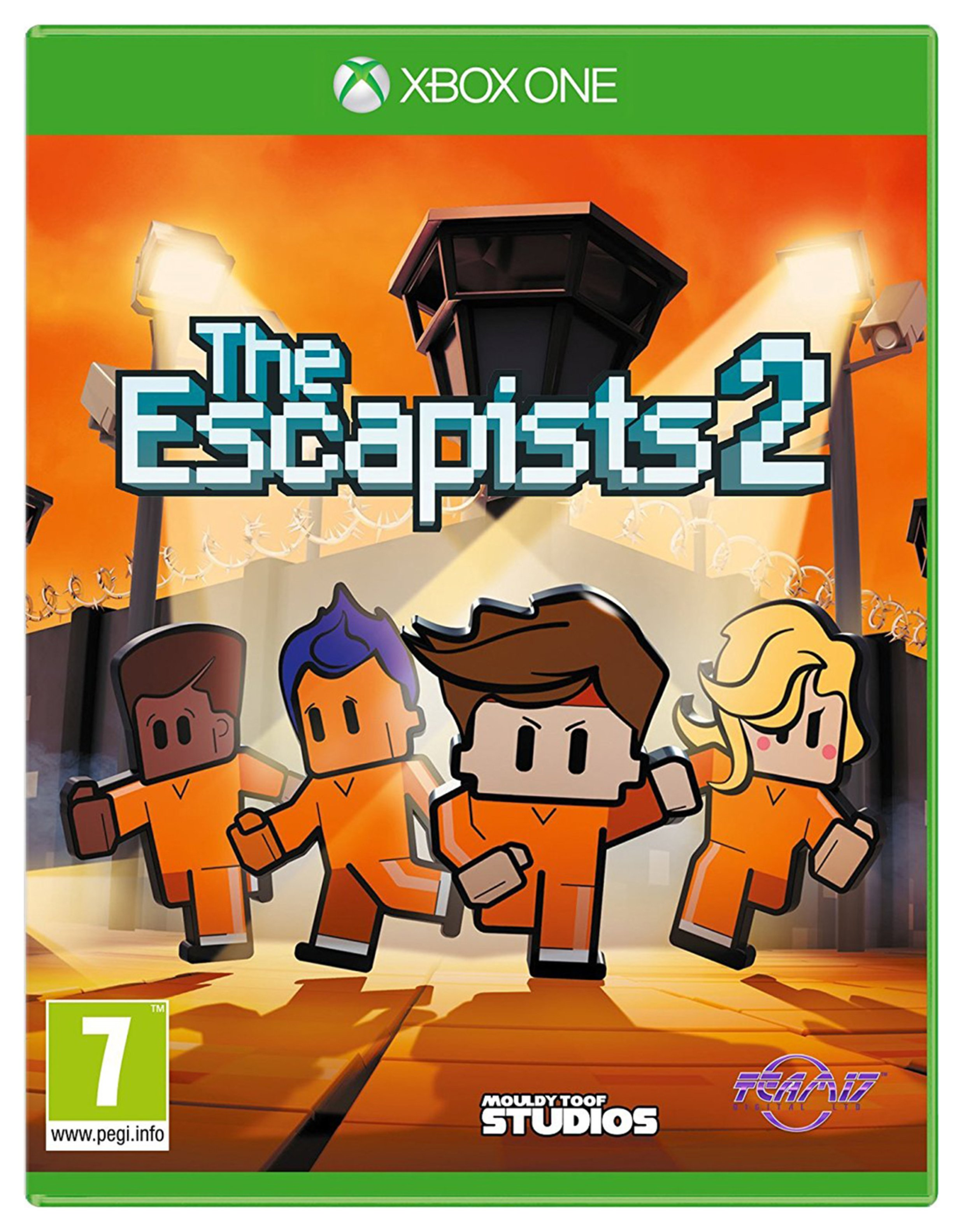 Image of The Escapists 2 Xbox One Game