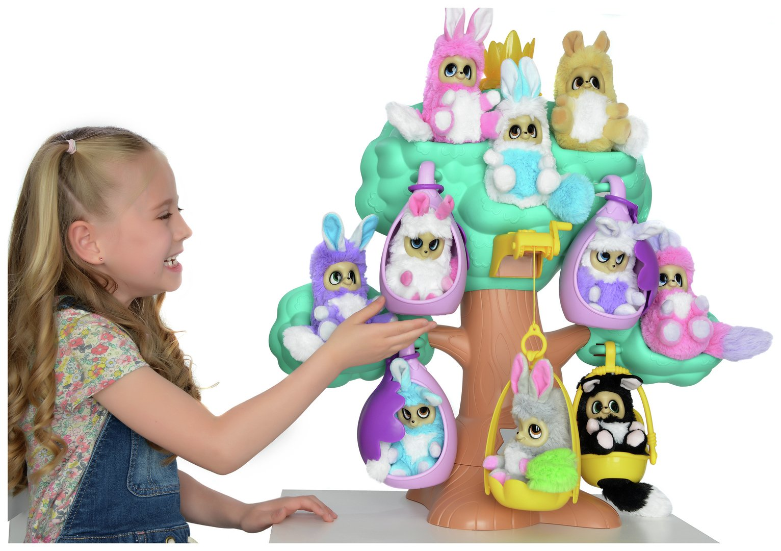Image of Baby Bush World Dream Tree Playset