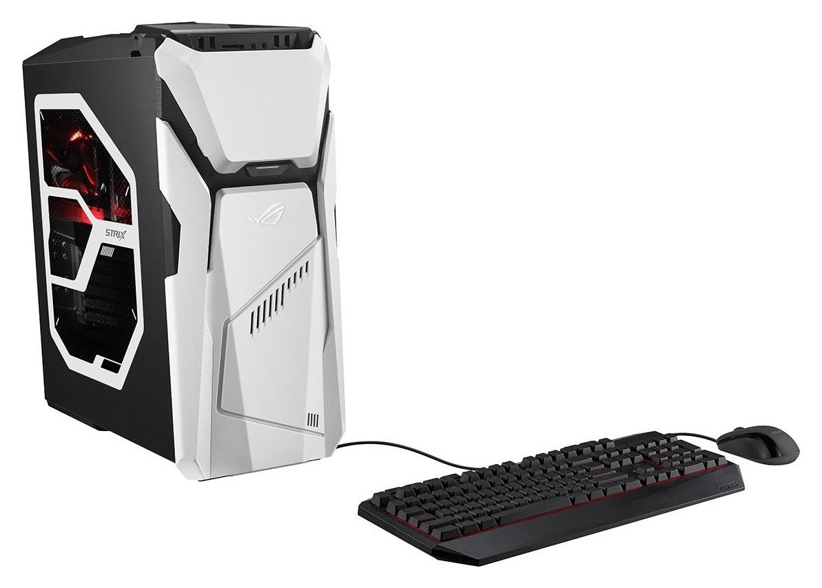 Image of Asus ROG Strix GD30 i7 32GB 256GB 2TB GTX1080 Gaming PC.