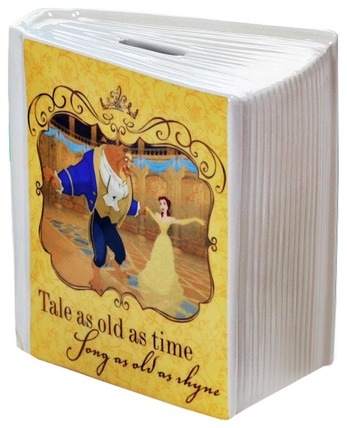 Image of Disney Beauty and the Beast Money Bank