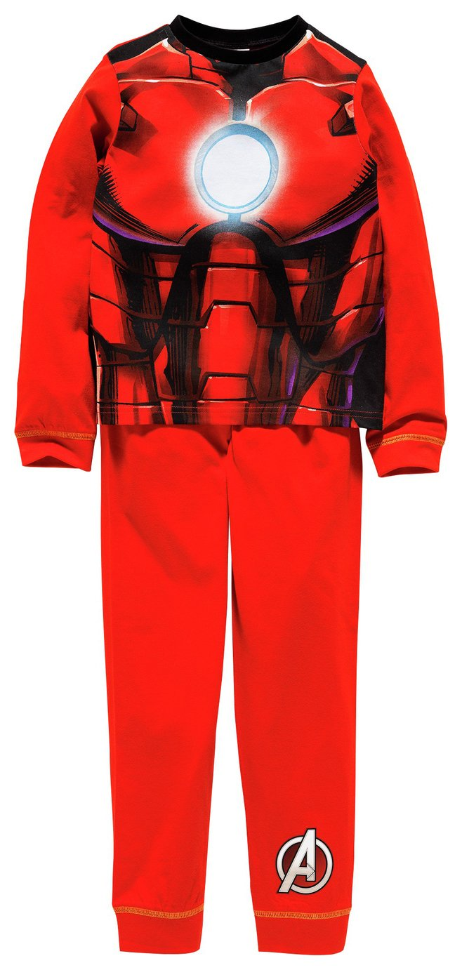 Iron Man Novelty Pyjamas - 5-6 Years