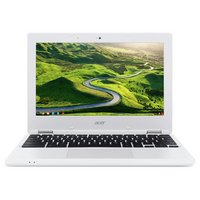 Acer Chromebook 11.6 Inch Celeron 2GB 16GB Laptop - White