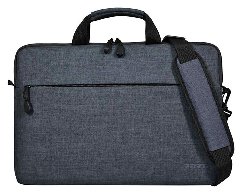 'Port Designs - Belize 13.3-14 Inch - Laptop Bag - Blue