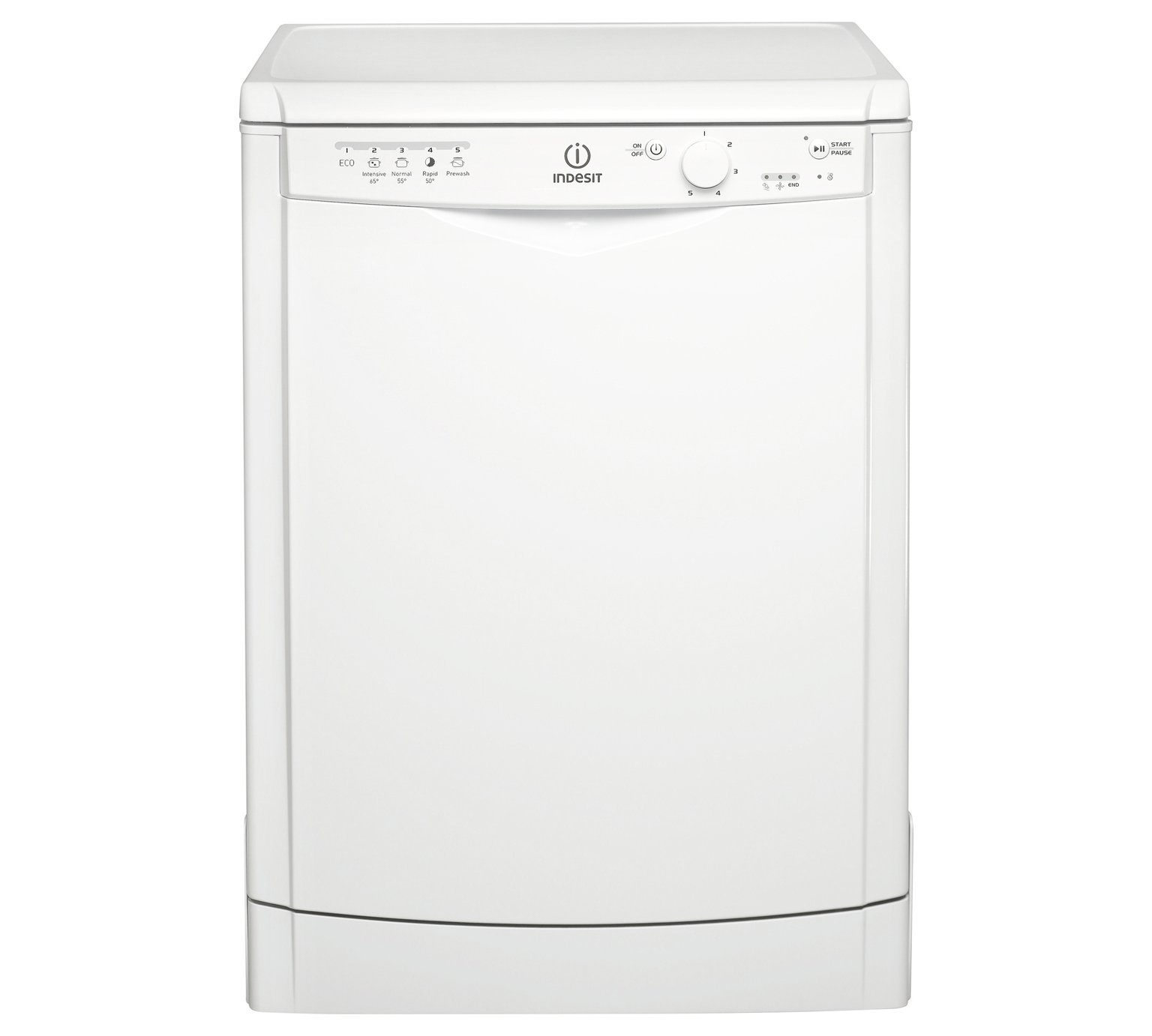 Indesit DFG15B1 Full Size Dishwasher - White
