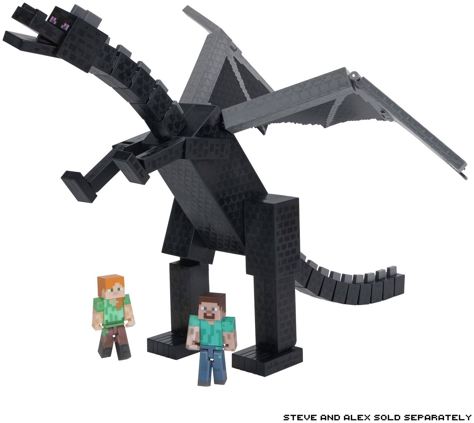Minecraft Ender Dragon Figure
