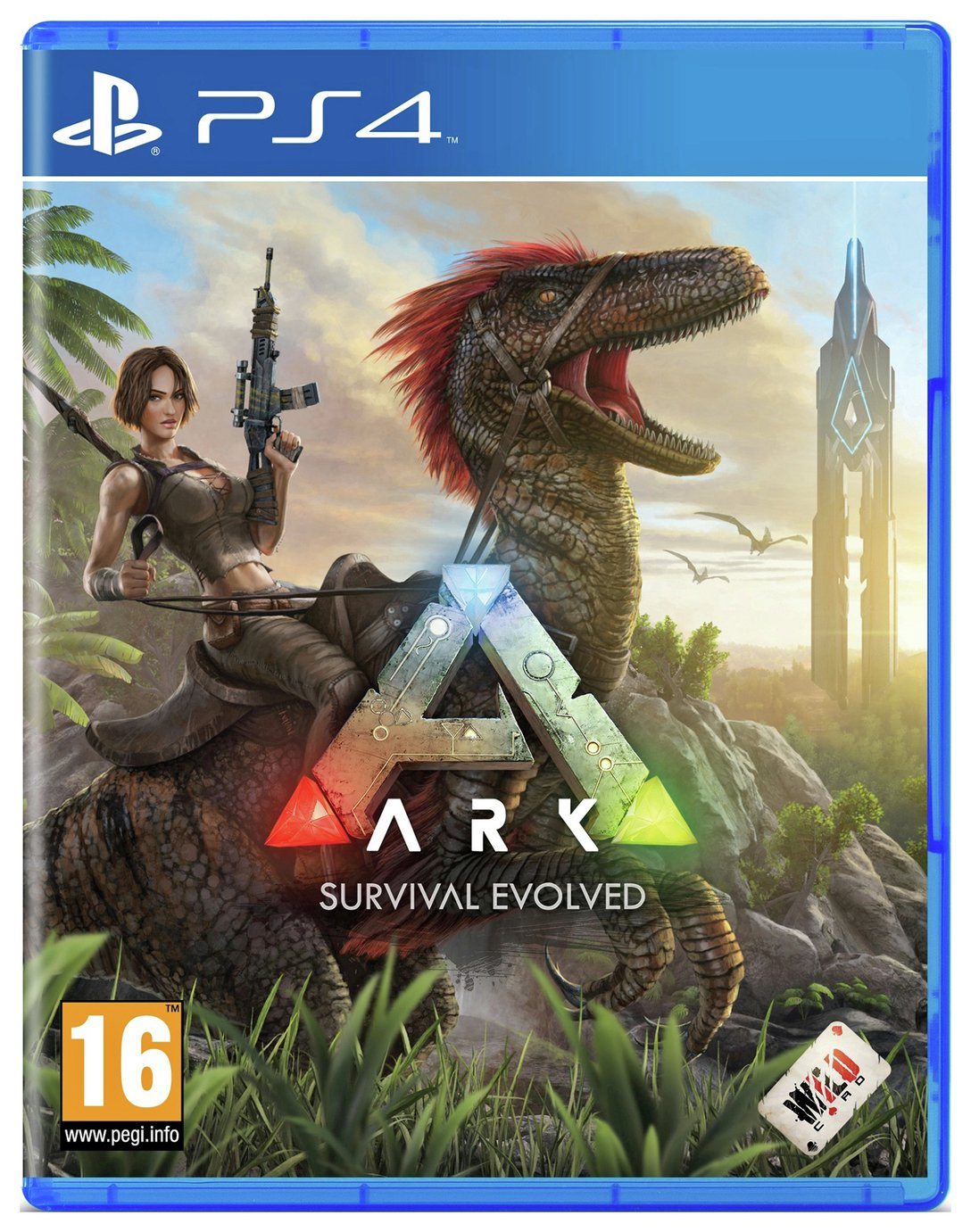 Image of Ark Survival Evolved PS4 Game