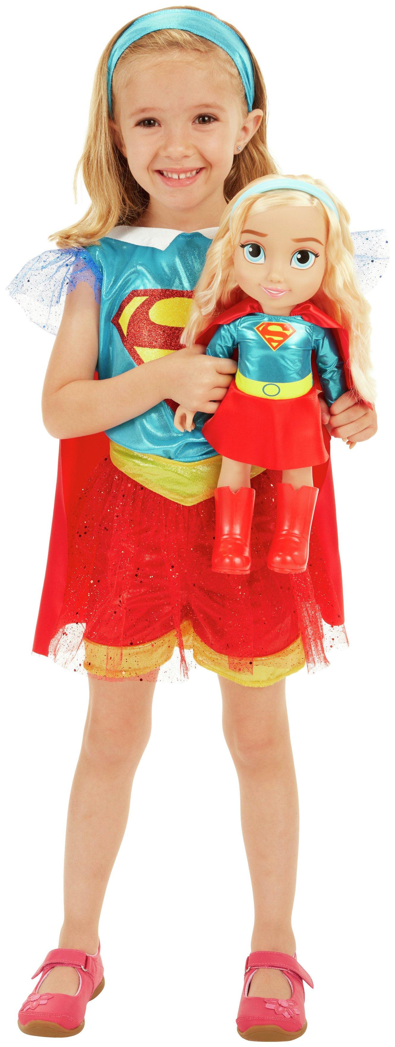 Image of DC Superhero Girls Dolls Assortment
