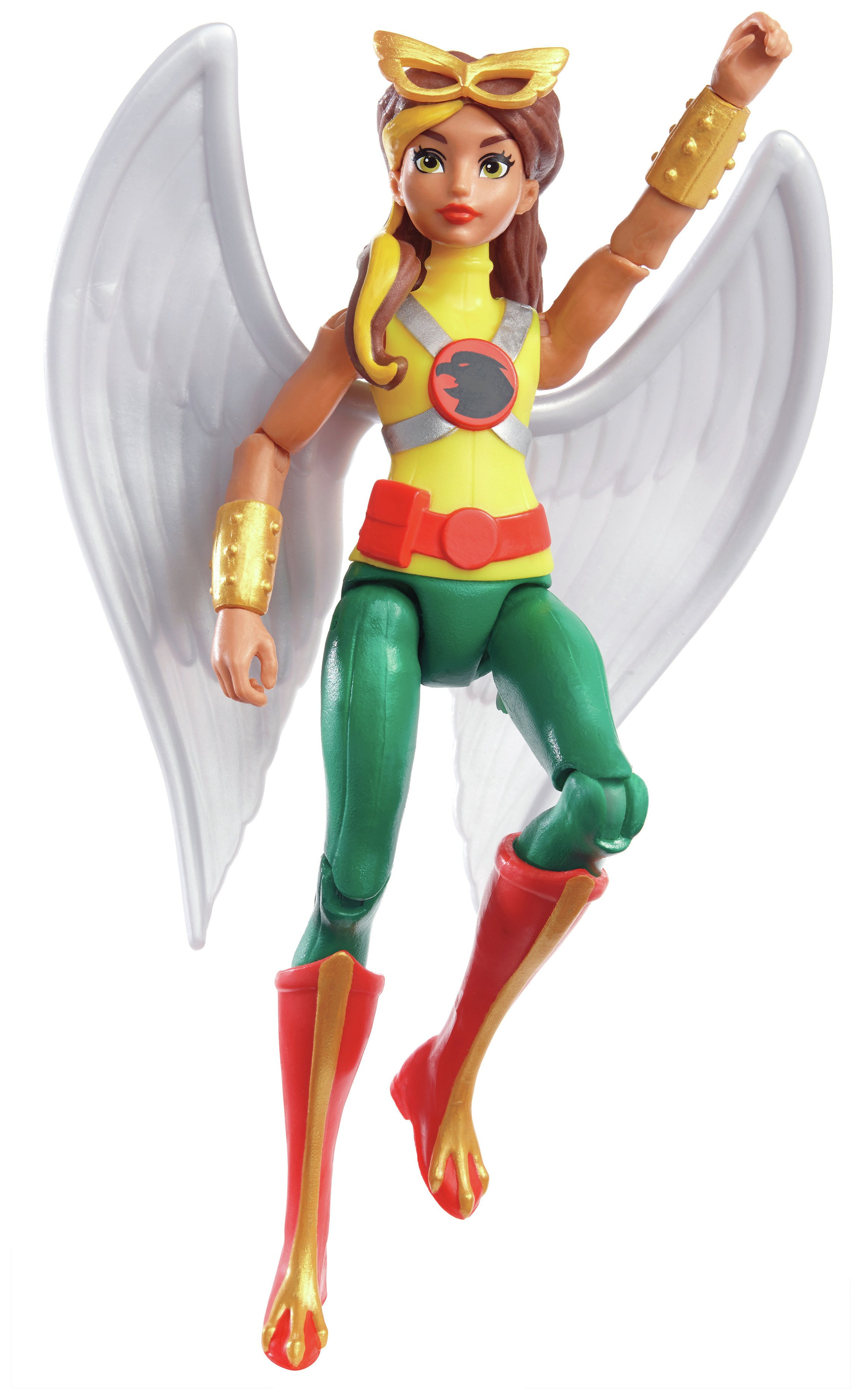 Image of DC Super Hero Girls 6 Inch Hawkgirl Action Doll