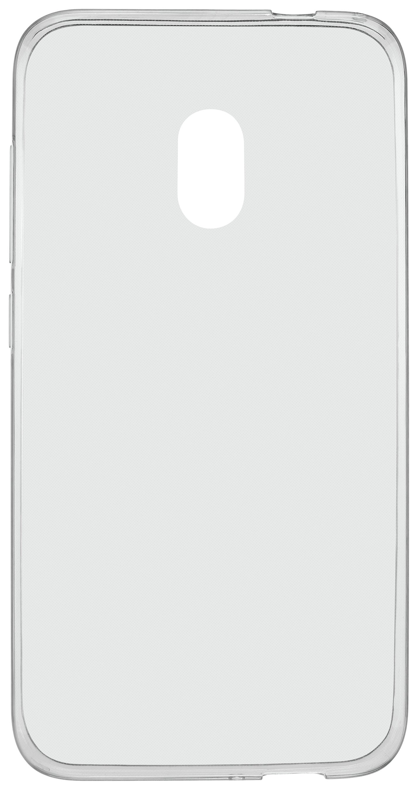 Image of Alcatel - U5 4G Gel - Mobile Phone - Case - Clear