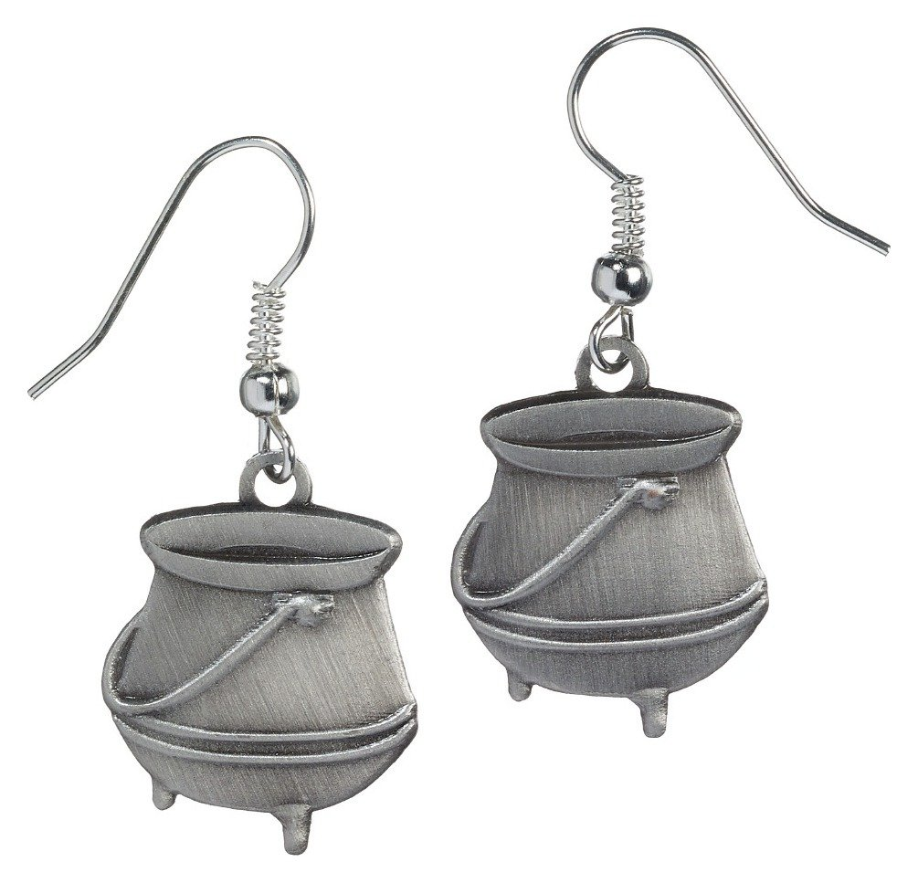Image of Harry Potter Potion Cauldron Earrings